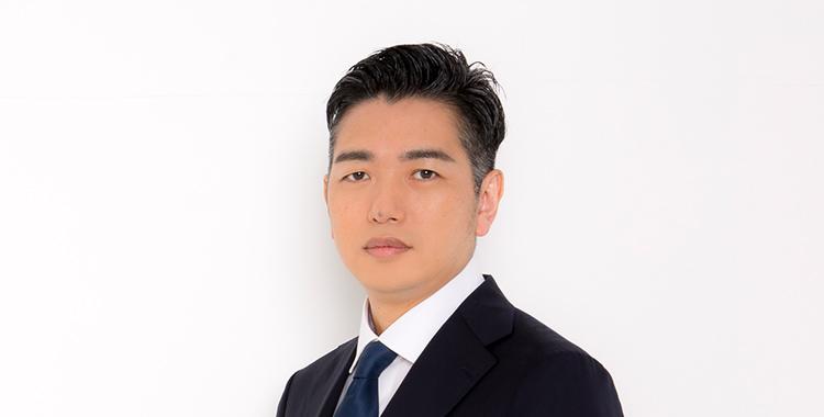 取締役COO 兼 事業本部長 横山 佳史(よこやま よしふみ)